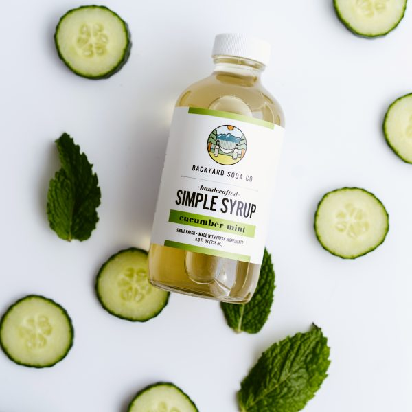 Cucumber Mint Simple Syrup